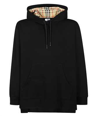 Burberry 8035859 STEPPED HEM OVERSIZED Hoodie