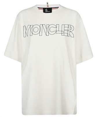Moncler Grenoble 8C701.10 8390T T-shirt
