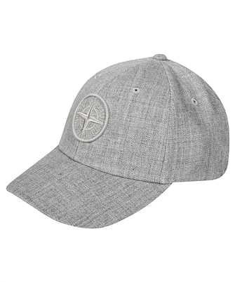 Stone Island 99175 LOGO EMBROIDERED Cap