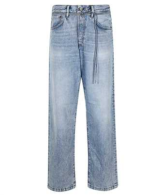 Acne Acne Studios 1991 Toj Light Blue Trash Jeans