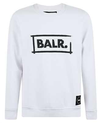 Balr. Chalk Straight Crew Neck Sweatshirt