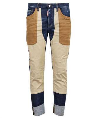 Dsquared2 S74LB0950 S30342 DARK EASY WASH SAILOR Jeans
