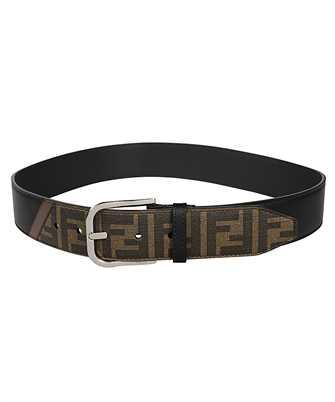 Fendi 7C0400 A9XS FF DIAGONAL Belt