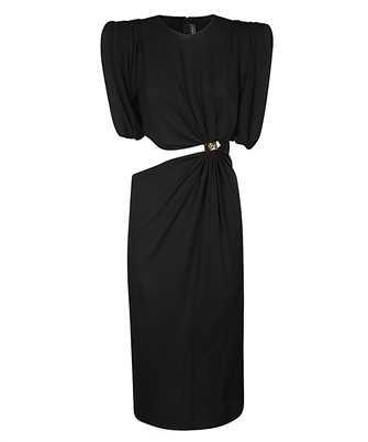Versace A86560 A208595 SCULPTURAL Dress