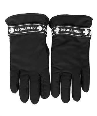 Dsquared2 GLM0011 11703502 BLACK TAPE Gloves