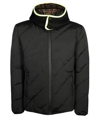Fendi FAA634 A8J6 REVERSIBLE QUILTED Jacket