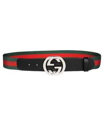 Gucci 411924 H917N G Belt