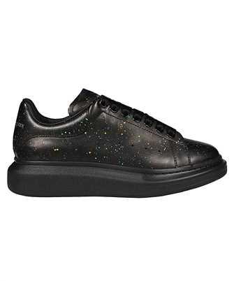 Alexander McQueen 635836 WHXHX TWEED PRINT Sneakers