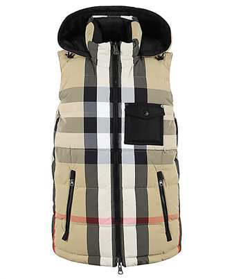 Burberry 8033432 REVERSIBLE RECYCLED NYLON Gilet