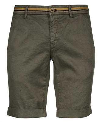 Mason's 9BE26740N2 MBE111 TORINO OXFORD Shorts