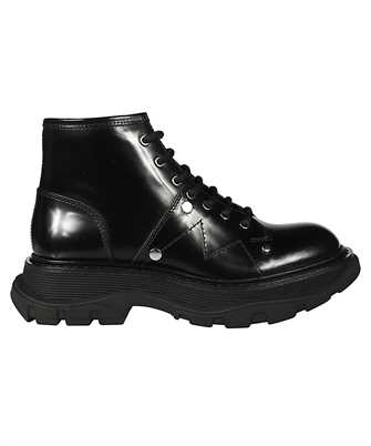 Alexander McQueen 595469 WHQSG TREAD LACE UP Boots