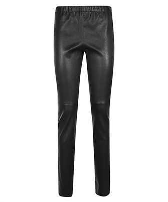 Yves Salomon 9EYP207XXAPSX STRETCH LAMB LEATHER Trousers
