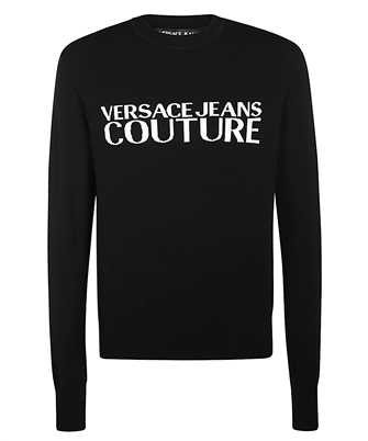 Versace Jeans Couture B5GZB802 50248 LOGO Pulóver