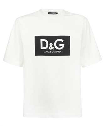 Dolce & Gabbana G8NG4T HU7IL D&G PRINT T-shirt