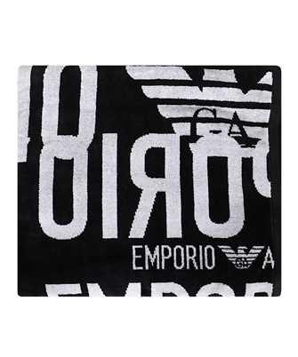 Emporio Armani 211776 1P453 MAXI LOGO Beach towel