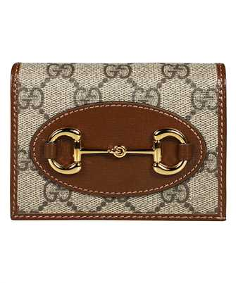 Gucci 621887 92TCG Horsebit 1955 Card holder