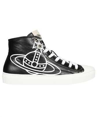 Vivienne Westwood 75010001M S0003 PLIMSOLL HIGH TOP Sneakers