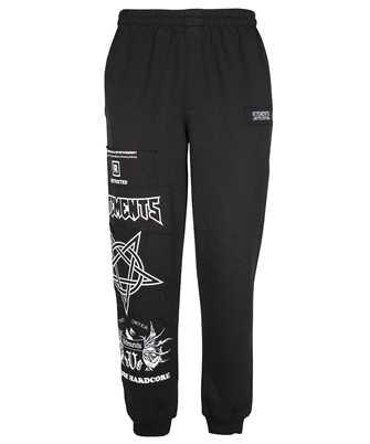 Vetements UA52PA350B HARDCORE PATCHED LOGO SWEAT Trousers