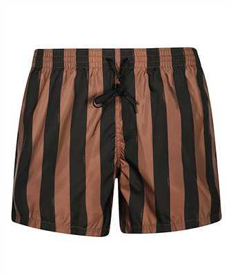 Fendi FXB077 ABT2 PEQUIN Swim shorts