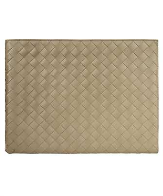 Bottega Veneta 607479 VCPQ3 DOUBLE-SIDED ZIP Document case