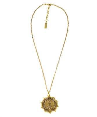 Saint Laurent 636004 Y1500 OPYUM ANCHOR Necklace