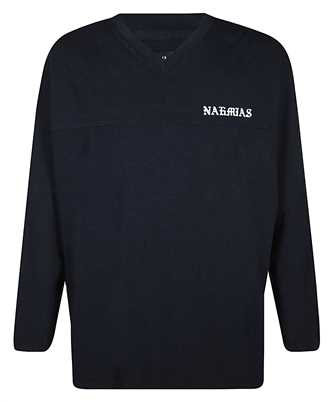 Nahmias FOOTBALL LOGO SHIRT L/S T-shirt
