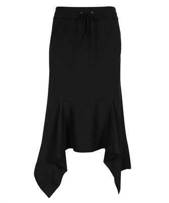 Tom Ford GCK085 YAX087 FINE CASHMERE SILK ASYMMETRIC Skirt