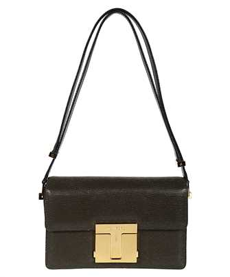 Tom Ford L1262T LCL097 SHINY GRAINED LEATHER MEDIUM 001 Bag