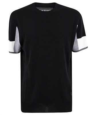 Neil Barrett PBMA1100C P617C MODERNIST KNIT T-shirt