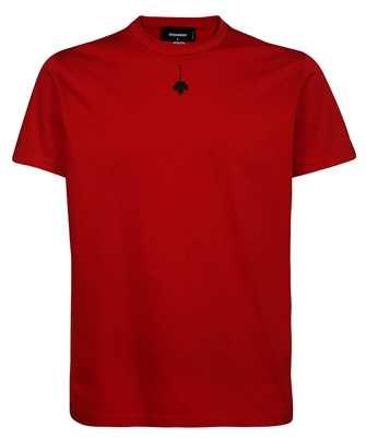 Dsquared2 S71GD1023 S23009 D2 LEAF T-shirt