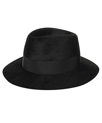 Saint Laurent 580332 3YA58 FEDORA Hat