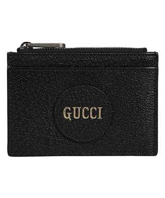 Gucci 644104 DJ20N LOGO Card holder