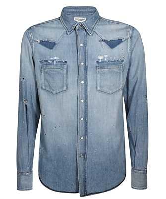 Saint Laurent 601702 Y880G WESTERN Shirt