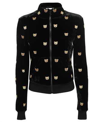 Moschino A 1707 5528 TEDDY EMBROIDERY Sweatshirt