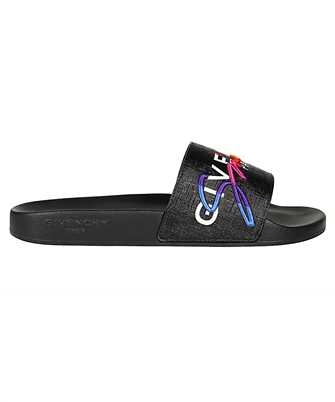 Givenchy BH3008H0EQ SIGNATURE Slides