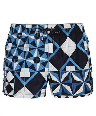 Dolce & Gabbana M4A06T HSM33 PRINTED Swim shorts