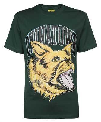 Chinatown Market 1990454 BEWARE SKETCH T-shirt