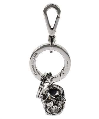 Alexander McQueen 628104 J160Y SKULL AND SNAKE Necklace