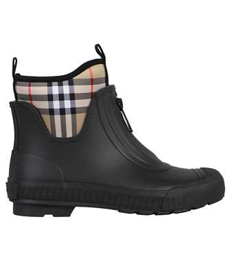 Burberry 8007033 VINTAGE NEOPRENE AND RUBBER RAIN Boots
