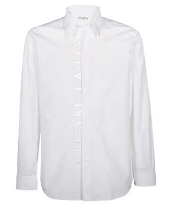 Givenchy BM60FM109F EMBROIDERED Shirt