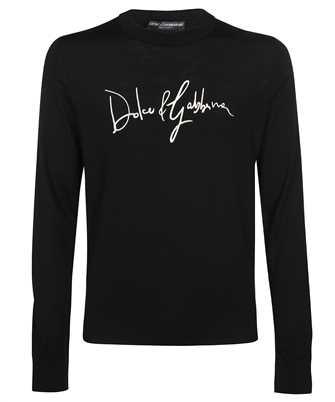 Dolce & Gabbana GX526Z JBVF8 ROUND-NECK Knit