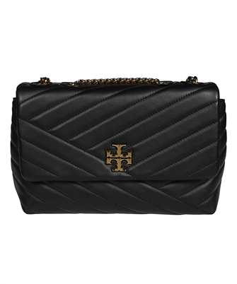 Tory Burch 64963 KIRA CHEVRON SMALL CONVERTIBLE SHOULDER Bag