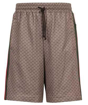 Gucci 654762 XJDFB MINI GG JERSEY WEB Shorts