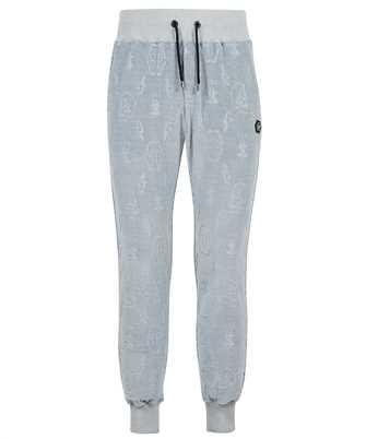 Philipp Plein FAAC MJT1834 PTE003N MONOGRAM SWEAT Trousers