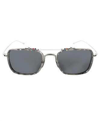 Thom Browne TBS816 53 03 AVIATOR Sunglasses