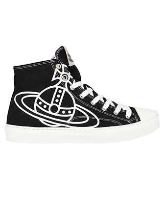 Vivienne Westwood 75010035 11600 HIGH TOP PLIMSOLL Sneakers
