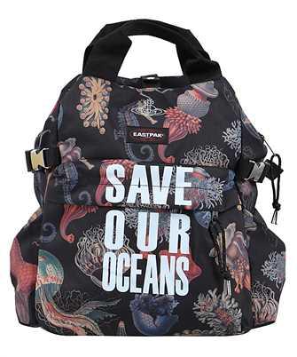 EASTPACK E0021F VIVIENNE WESTWOOD SAVE OUR OCEANS Backpack