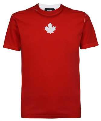 Dsquared2 S74GD0853 S23009 MINI LEAF COOL T-shirt