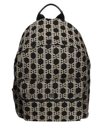 Balmain TM1S095TJBV JACQUARD MONOGRAM Backpack