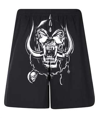 Vetements UAH21TR616 BIG SKULL MOTORHEAD Shorts